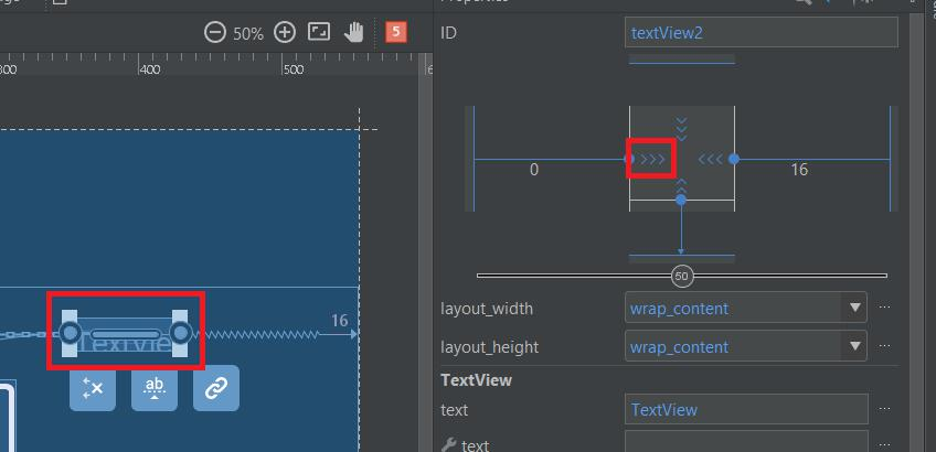 Match constraint icon in Android Studio