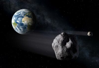 NASA's New Asteroid Warning System Has Just Been Triggered