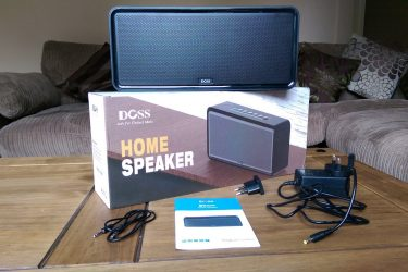DOSS SoundBox XL Review - Mind Blowing Sound From A Budget Bluetooth Speaker!