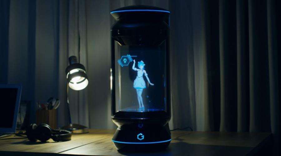 Check Out Japan's Answer To The Amazon Echo!