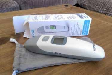 Homiee Infrared Thermometer Review