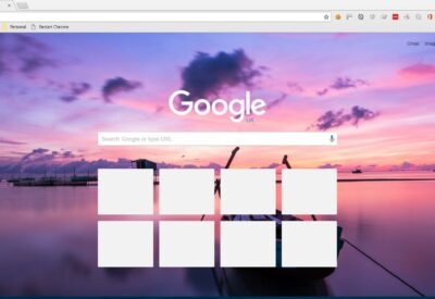 How To Change Google Chrome Theme With Your Own Picture Bonkers About Tech