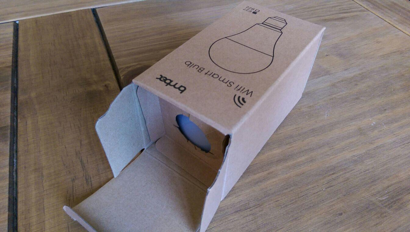Lombex bulb packaging