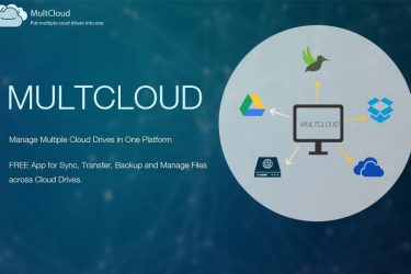 MultCloud Review: Free Web-based App To Manage Multiple Cloud Drives
