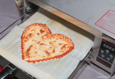 NASA's 3D Pizza Printer Now Used At Tourist Attractions