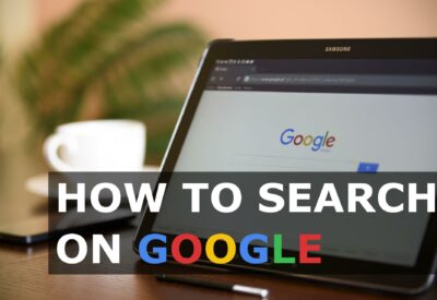 How To Search On Google Effectively [Infographic]