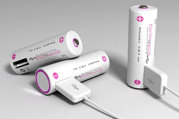 Battery With USB Charging Port